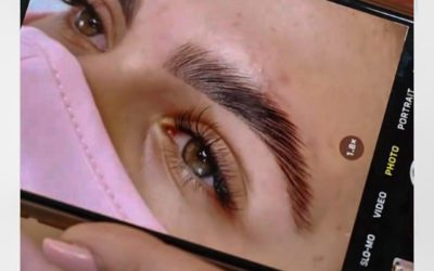 Brow Lamination Course (With Kit)